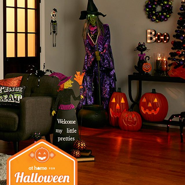 Enchant your friends with wonderfully wicked witchy décor!