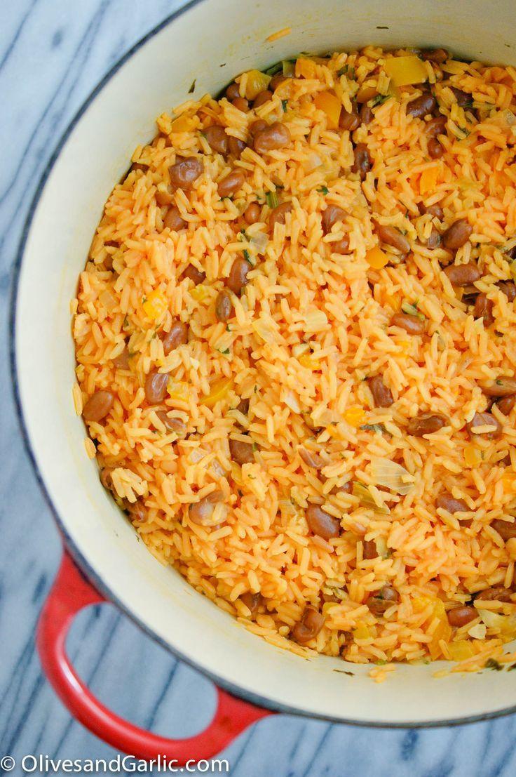 Sofrito Rice & Beans Goya sofrito recipe, Sofrito, Thyme