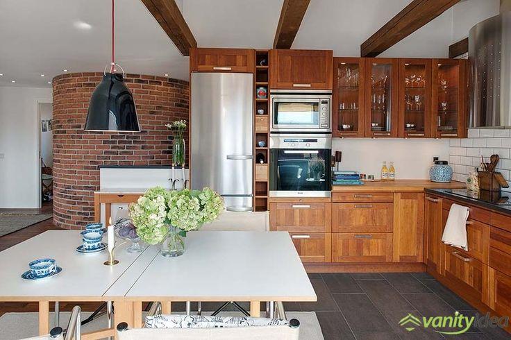 modern kitchen decoration