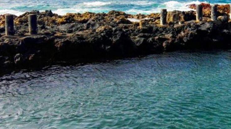 Piscinas naturales de agaete gran canaria by ale for Gran canaria piscinas naturales