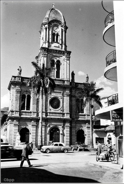 Iglesia San José. 1967