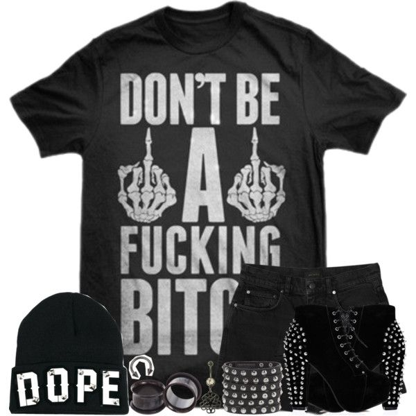 Middle Fingers Up by Attila: Stay Sick Clothing<> everything but the dope hat....