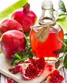 Ernährungstipps für schöne Haut: So verhilft Granatapfel eine gesunde und schöne Haut ...