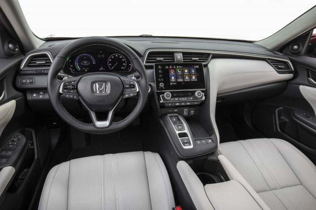 2020 Honda Insight Honda Insight Honda Honda S