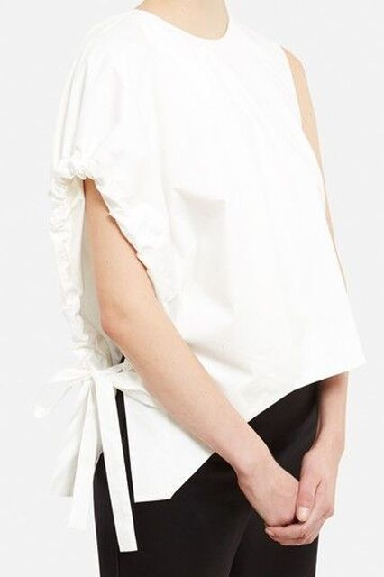 Breathable Clothes That Aren't Too Revealing #refinery29  http://www.refinery29.com/breathable-non-revealing-clothing#slide-2  The breeze will flow right through this light cotton top.J.W. Anderson Balloon Sleeve Top, $585, available at Opening Ceremony. ...