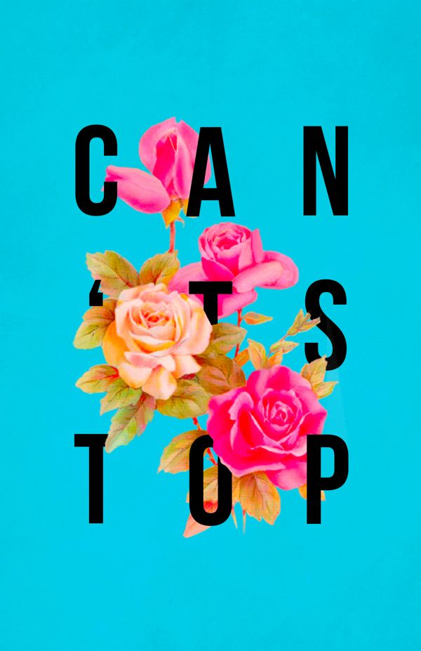 can't stop // Bag Fry