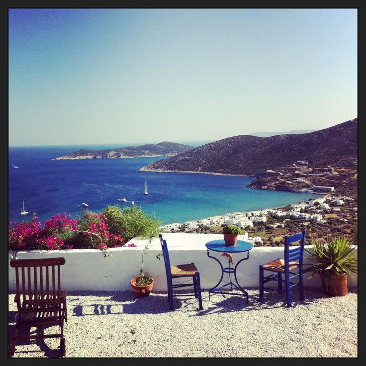 Super view, Sifnos island