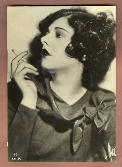 Libby Holman, silent film star and torch singer. An interesting life she lived.