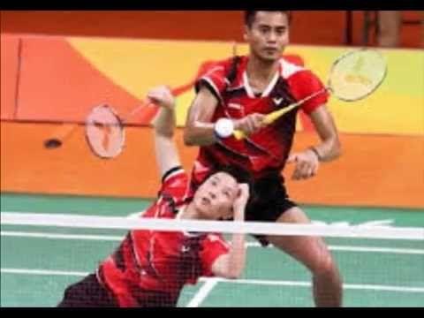Tontowi Ahmad / Liliyana Natsir Raih Medali Emas Pertama Untuk Indonesia