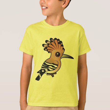 Birdorable Hoopoe T-Shirt - tap to personalize and get yours