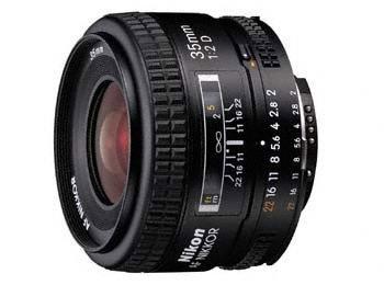 AF #NIKKOR 35mm f/2D, Fixed Focal Length #Lens #Camera - #Nikon Store