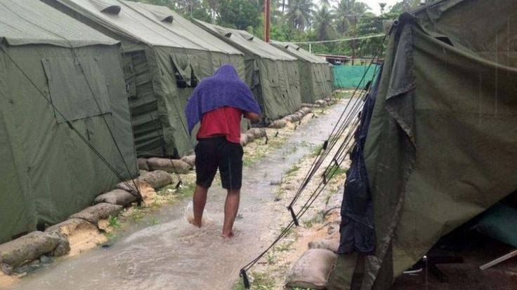 Australia warned as refugee centre closes https://tmbw.news/australia-warned-as-refugee-centre-closes  Papua New Guinea has said that Australia is solely responsible for refugees who do not want to resettle in PNG when its detention centre closes.Australia has held asylum seekers on PNG's Manus Island since 2012. The camp is scheduled to close on Tuesday.PNG says refugees will not be forced to stay in the nation against their will - while those without refugee status cannot stay…