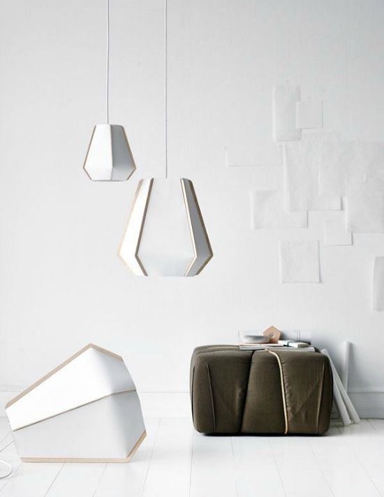 Design lamp 2014 - lullaby pendant / scandinavian style / passion shake