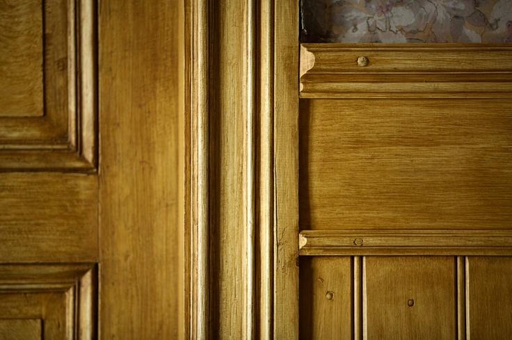 woodwork in birchglaze