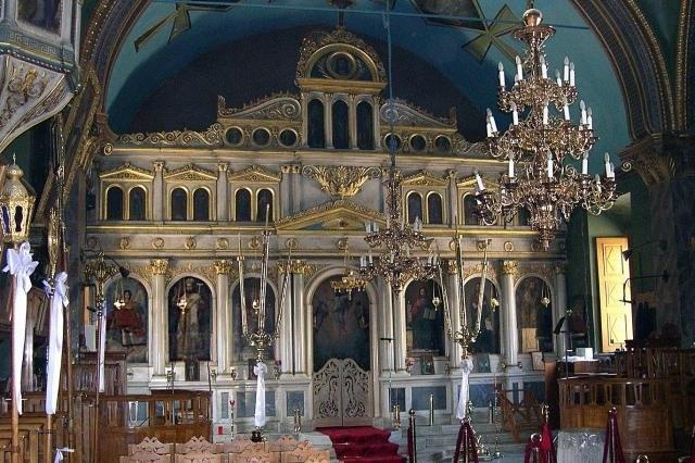 Kathidral of Kalymnos island / Igreja Ortodoxa
