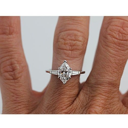 1000 Ideas About Marquis Diamond Ring On Pinterest