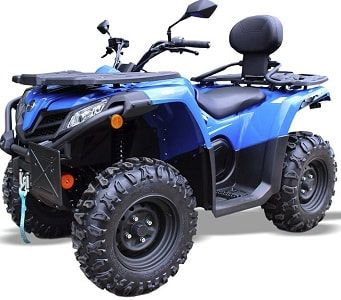Euro 4 farm quad terrain 450EPS, with many improved features for an impressive performance. For more information or a quotation, please visit our webpage http://www.fresh-group.com/farm-quad.html or call us on 0845 3731 832