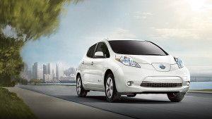 2015 Nissan Leaf range