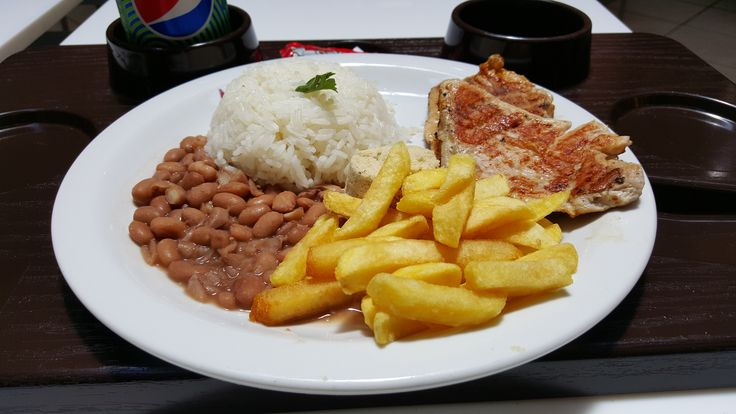 30 October 2016 (13:47) / Pork Picanha Meal at Montana Grill Express, Osasco Plaza Shopping, Osasco/SP.