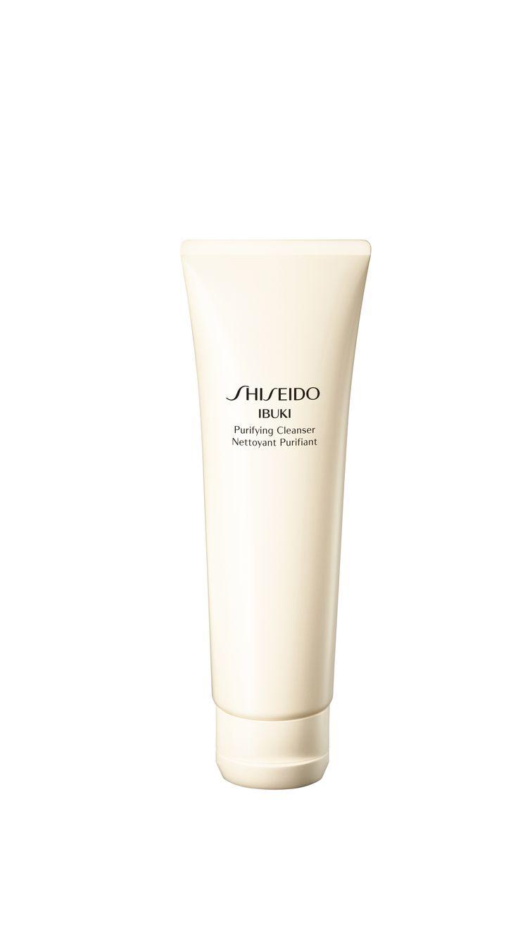 Con #Ibuki Purifying Cleanser purifichi in profondità la tua pelle grazie all'azione dei microgranuli. http://www.shiseido.it/#/skincare/ibuki/cleansing/purifying-cleanser