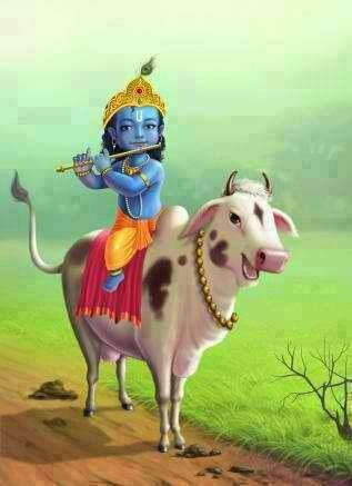 A Letter From Krishna to His Devotees.