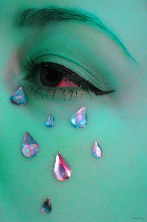 Psychedelic Girl Wallpaper Fortnite V Bucks Glitch Aesthetic ️ Space Grunge
