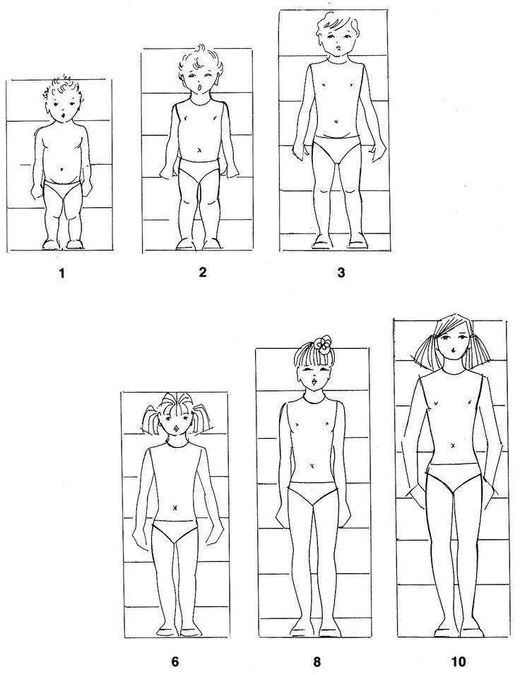шаблоны эскизов для детской одежды - Поиск в Google