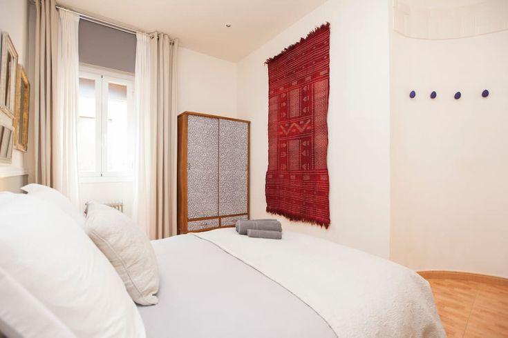 Double Room In El Vaixell De Paper Bed And Breakfasts