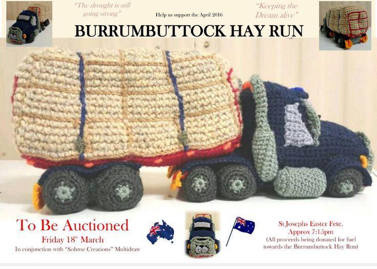 Burrumbuttock Hay Run