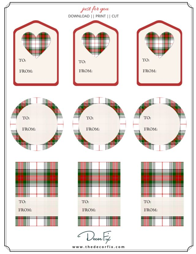 8a4fa6a9819f9a359b6fdbb308063c5f  gift tags printable printable banner Top Result 60 Luxury Burns Night Menu Template