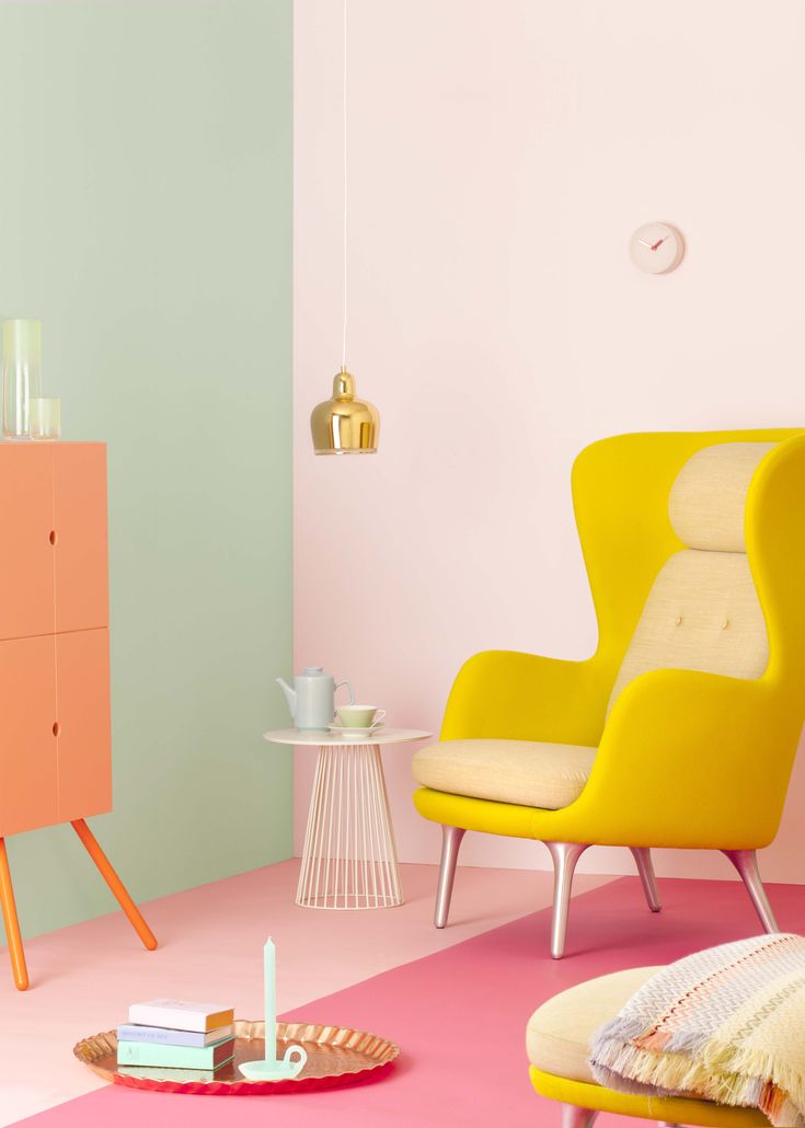 sweet interior colours  Wendy van Santen/Hans Bolleurs/Bibi Silver Funcke