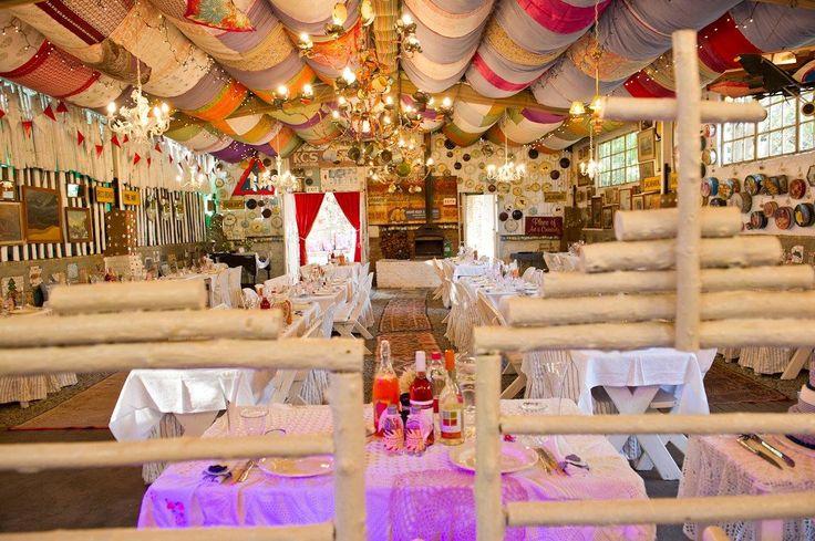 Barnyard weddings in Cullinan