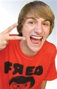 meet fred figglehorn and see if he has a cgipmunk voice in real life =)