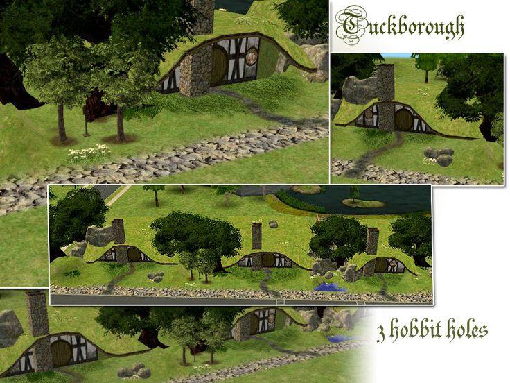 Sims  Ting Window Build Set