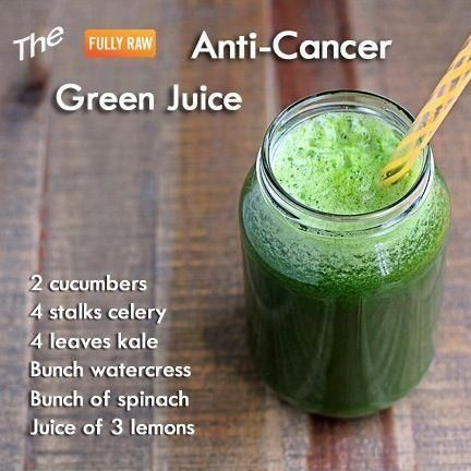Yum! I want some right now! So refreshing! What is your favorite juice recipe?