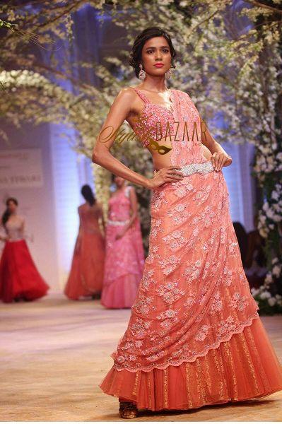 Jyotsna Tiwari At Aamby Valley India Bridal Fashion Week 2013