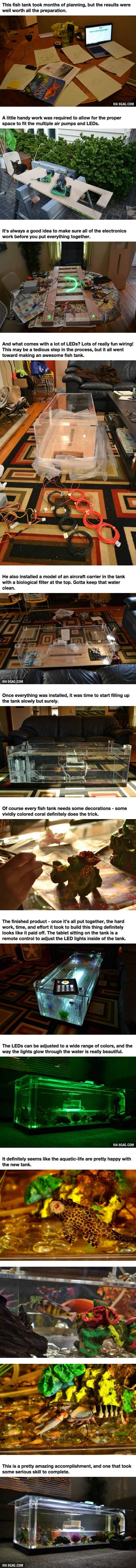 Best 25 Fish tank coffee table ideas on Pinterest