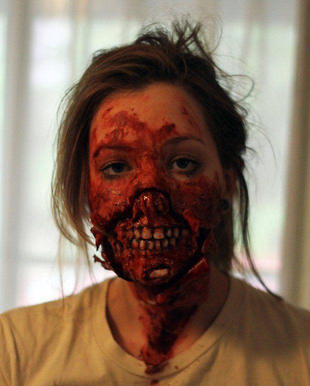215 best Halloweens Makeup images on Pinterest | Halloween ideas ...