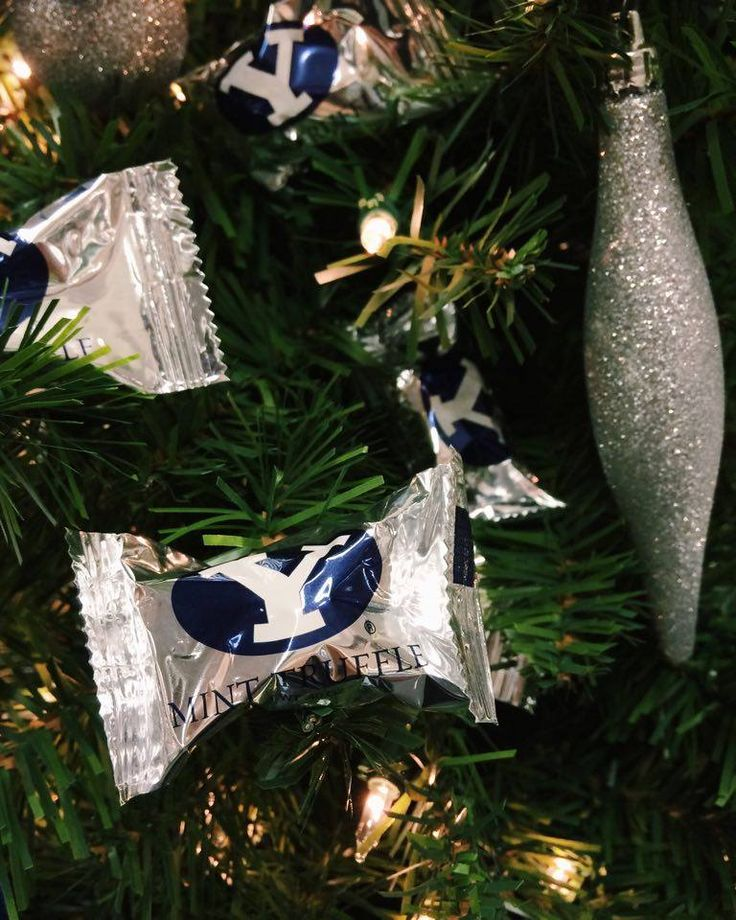 BYU mint truffles are the best stocking stuffer or early Christmas treat! Get them and other candies and sweets at the BYU Store!