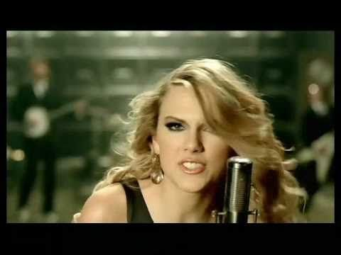 Taylor Swift  - Should've Said No [Music Video]