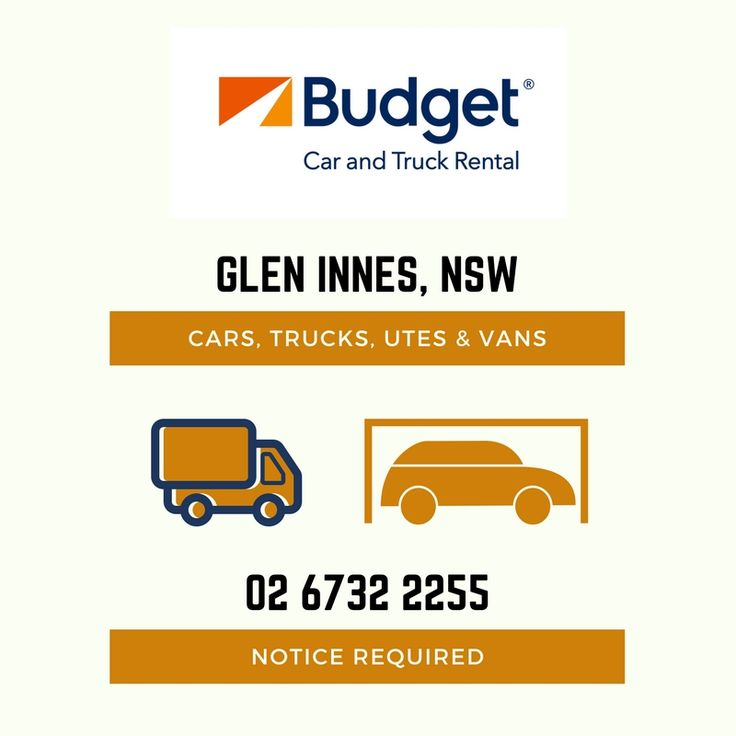 There have been a few changes of late and now at the Rest Point, we are pleased to be able to provide customers the option of hiring cars, trucks, utes & vans at  Budget Car & Truck Rentals, Glen Innes.   Notice is required to ensure we have your desired vehicles available.  Contact us on 02 6732 2255 to discuss your requirements as we would be delighted to assist.