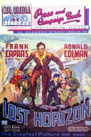 Lost Horizon (1937) Poster
