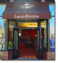 Lamb Shoppe - Supposed to be the end all-be all of yarn shops. Better than Purl Soho supposedly.