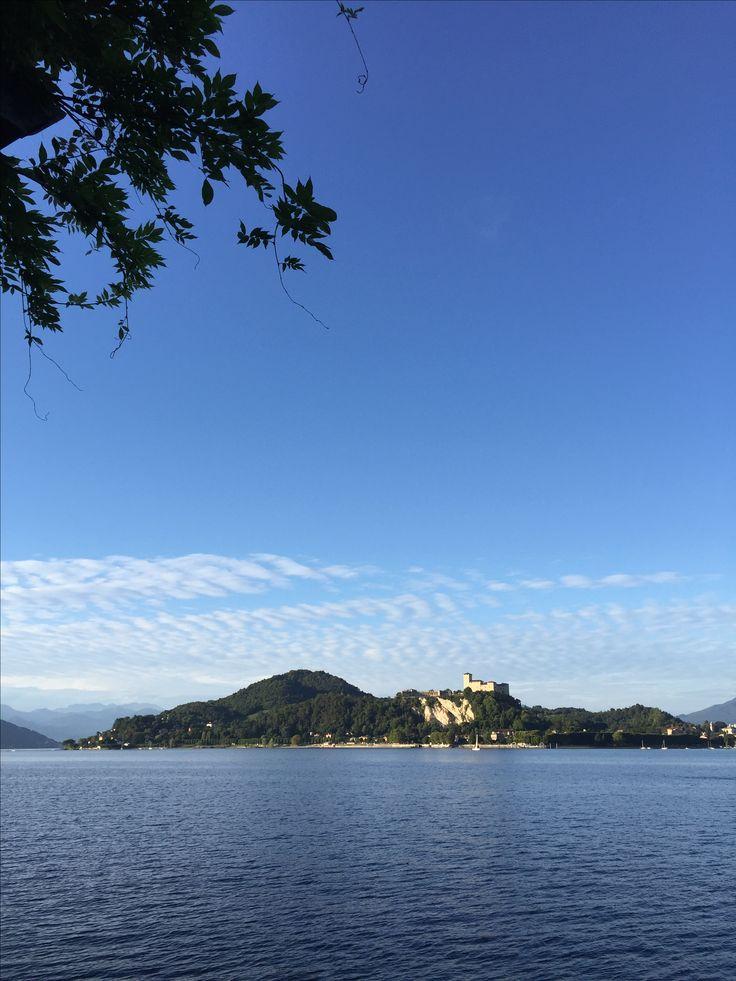 Angera-Lago Maggiore,Lombardia,Italia