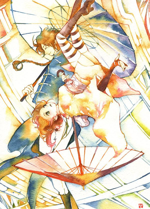 Gintama: Yato brothers by muttiy.deviantart.com on @deviantART