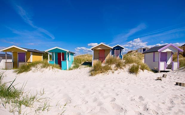 Kieron Humphrey enjoys the chic Scandinavian charm of the sleepy beaches of Falsterbo, a place they call the Swedish Riviera.