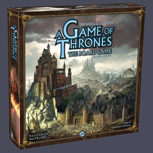 Kaissa Games S.A. | A GAME OF THRONES BOARDGAME 2nd EDITION