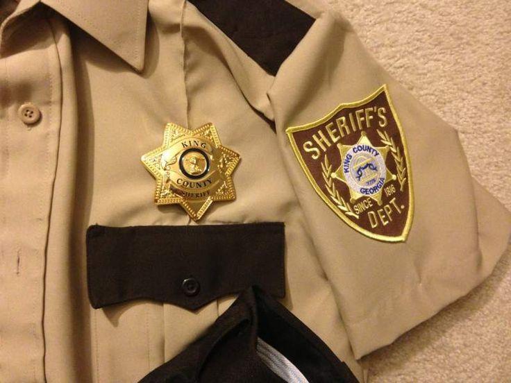 The Walking Dead: Rick Grimes Sheriff Uniform  Tutorial