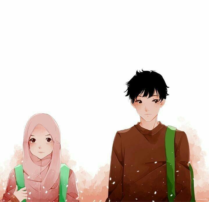 Pin Oleh س Di Muslim Anime Kartun Ilustrasi Karakter Gadis Animasi