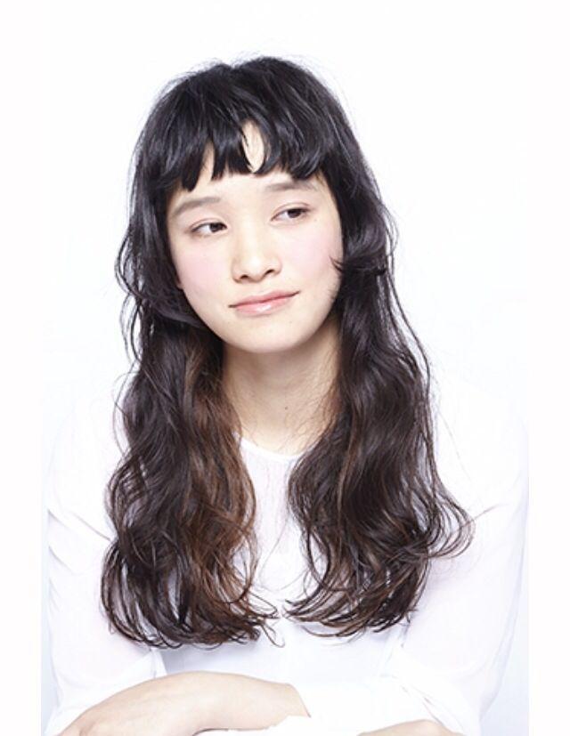 髪型/ヘアスタイル/HAIRSTYLE/ロングヘア